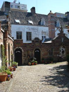Begijnhof Antwerp