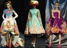 Dior Spring 2008 by John Galliano