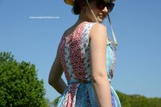 Long live the Dress Sewing Projects, Rest, Stripes, Fabric, Cotton, Stuff To Buy, Dresses, Fashion, Tejido