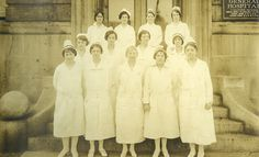 Pictured are the nursing supervisors at Lancaster General Hospital in 1925-1926.