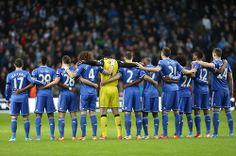 Chelsea 1 Everton 0 (22/2/2014)