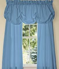 how to make curtain valance - Google Search