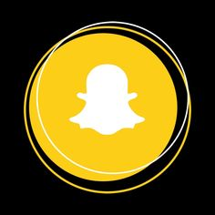 Snapchat Icon, Snapchat Logo, Vector Whatsapp, Logo Instagram, Iphone Icon, Logo Facebook, Youtube Logo, App Logo, Background Banner