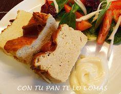 Con tu pan te lo comas: PASTEL DE ATÚN
