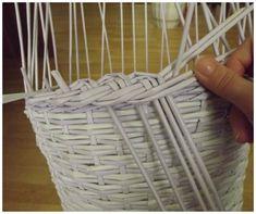 Copánková uzávierka :: Moje papierové šialenstvo Laundry Basket, Wicker Baskets, Dna, Vintage, Home Decor, Desserts, Bricolage, Tailgate Desserts, Decoration Home