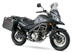 2015 SUZUKI V-STROM 650XT. The New Motorcycles You Need to Know for 2015