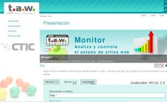 Validador de páginas Web - http://www.tawdis.net/
