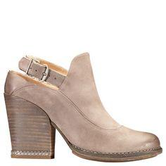 e8f052e6a96 Women's Timberland Boot Company Marge Slingback Shoes Grey Nubuck Timberland  Laarzen Vrouwen, Schoenen Sandalen,