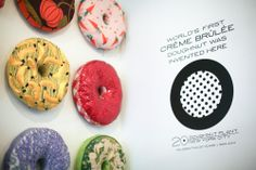 Doughnut plant fabric donuts