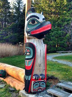 Totem Park, Ketchikan, Alaska