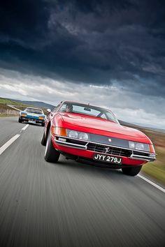 The Work of Leonardo Fioravanti — 95 Customs Ferrari 288 Gto, Ferrari Mondial, Daytona, Chasing Cars, Ex Machina, Top Cars, Performance Cars, Car In The World, Motor Car