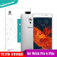 Meizu Pro 6 Plus Tempered Glass Nillkin Anti-Explosion Screen Protector for Meizu Pro 6 Plus Glass Protective Film 5.7 inch