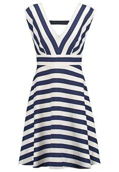 Freizeitkleid - navy blue