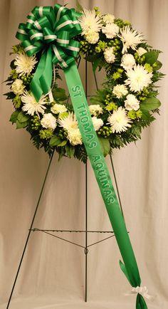 St. Thomas Aquitas' Wreath