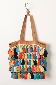 Blithe & Buoyant Tote - Anthropologie