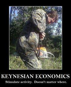 Keynesian economics.