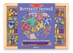 Melissa and Doug Butterfly Friends Bead Set >>> This is an Amazon Affiliate link. Want to know more, click on the image.