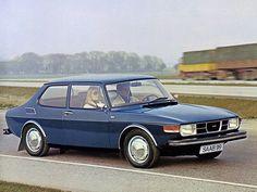 Saab 99 L, 1975
