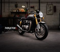 Untitled — Triumph Thruxton R 1200 2016