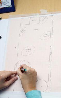 Profi-Tipps für die Gartenplanung -  Am Anfang jeder Gartenplanung stehen viele Ideen und Träume. Damit sie Wirklichkeit werden, ist vor dem ersten Spatenstich eine gute Planung wichtig. In nur vier Schritten gelingen Ihnen schöne Entwürfe. Wir geben Ihnen eine Einführung in die Gartenplanung und erläutern die richtige Vorgehensweise anhand eines Beispielgartens.