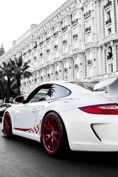 Porsche 911 GT3 (via) Supercars Photography on Tumblr