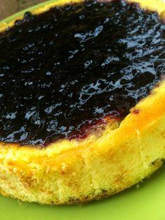 MAMMA MIA QUANTE RICETTE: Cheesecake ai mirtilli