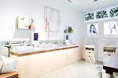 Inside Jessica Alba's Honest Beauty Pop-Up Shop At The Grove   Liezl Jayne