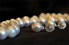 perle australiane e diamanti