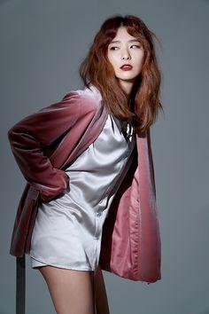 Red Velvet Seulgi's solo photoshoot is hella classy — Koreaboo