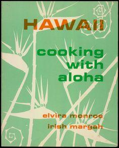 Hawaii, Cooking With Aloha, 1980 - Saimin, Avocado Soup  http://www.amazon.com/gp/product/0933174101/ref=cm_sw_r_tw_myi?m=A3FJDCC1SFO8CE