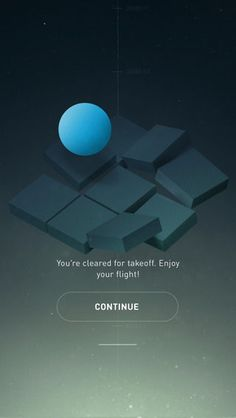 ANA's Takeoff Mode App Quells the Fear of Flying #travel trendhunter.com