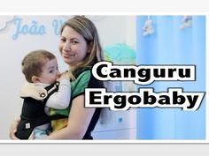 Resenha Canguru - Baby Carrier Ergobaby - Coleção 360 - YouTube