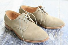 Mark McNairy Dirty Buck Gibson Suede