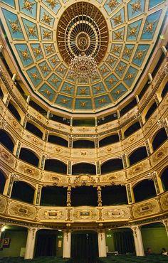 Manoel Theatre, Valletta, Malta