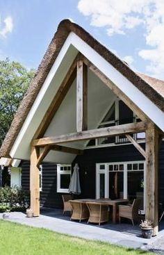 Landelijke woning midden in een prachtig natuurgebied © Building Design Architectuur