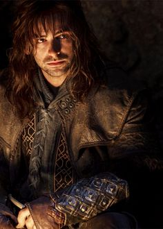 The Hobbit....he does a great job as a dwarf, but I still can't picture him as anything but Mitchell the Vampire! haha