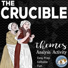 an analysis of the character of judge danforth in the play the crucible by arthur miller The crucible, harvard's secret court, and homophobic witch hunts amy d ronnert introduction in arthur miller's the crucible, danforth, chief jurist in.