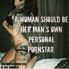 Personal pornstar
