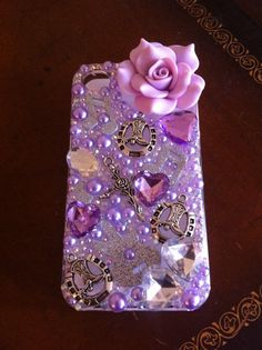 Purple Country Music iPhone 4/4s case by DazzlingCases on Etsy, $19.99