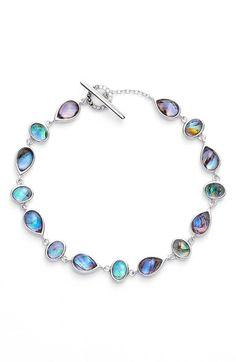 Judith Jack Semiprecious Stone Line Bracelet available at #Nordstrom