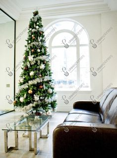 Large Indoor & Outdoor Christmas Tree Hire and Rental Urban Planters, Christmas Wreaths, Christmas Tree, Garlands, Workplace, Charity, Commercial, Decorating, Holiday Decor