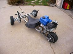 The lightest cheapest reverse trike? 40lbs $350.00 - DIY Go Kart Forum