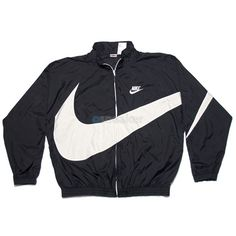 Collection featuring adidas Hoodies, NIKE Clothing, and 117 other items Nike Outfits, Sport Outfits, Vintage Nike Jacket, Nike Clothes Mens, Champion Sweatpants, Nike Windbreaker, Nike Zip Up, Long Jackets, Shoes