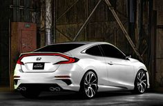 2017 Honda Civic is the featured model. The 2017 Honda Civic EX image is added in car pictures category by the author on Apr 5, 2016.