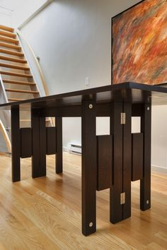 Exceptionnel The Transformer Table By Quentin Kelley