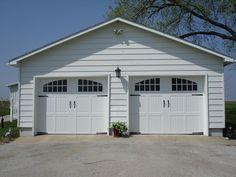Pella Colesburg Cross Buck Garage Doors 00 | Decor Ideas | Pinterest | Garage  Doors, Doors And Garage Door Company