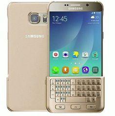 La vuelta del teclado físico a los nuevos smartphones de Samsung, el Galaxy Note 5 y el S6 Edge+