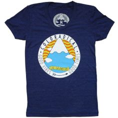 Coloradical - Vibe Mountain T-Shirt (Women's)