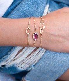 Chain Bracelet - Audry Rose
