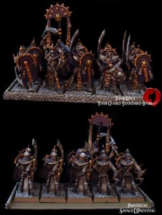 Tomb King Tomb Guards